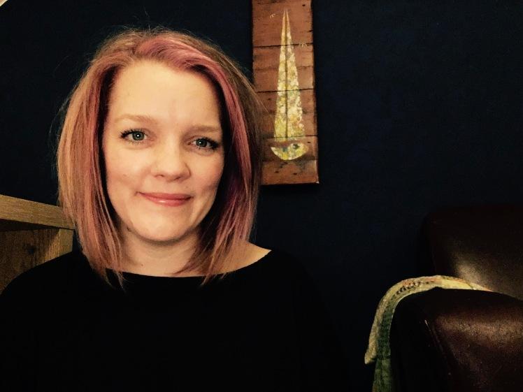 Rachel Bower pink Oct 2016
