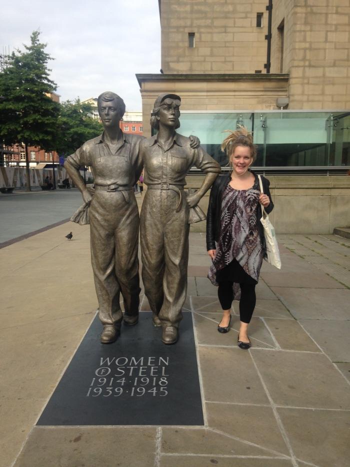 women-of-steel-sheffield-full-length