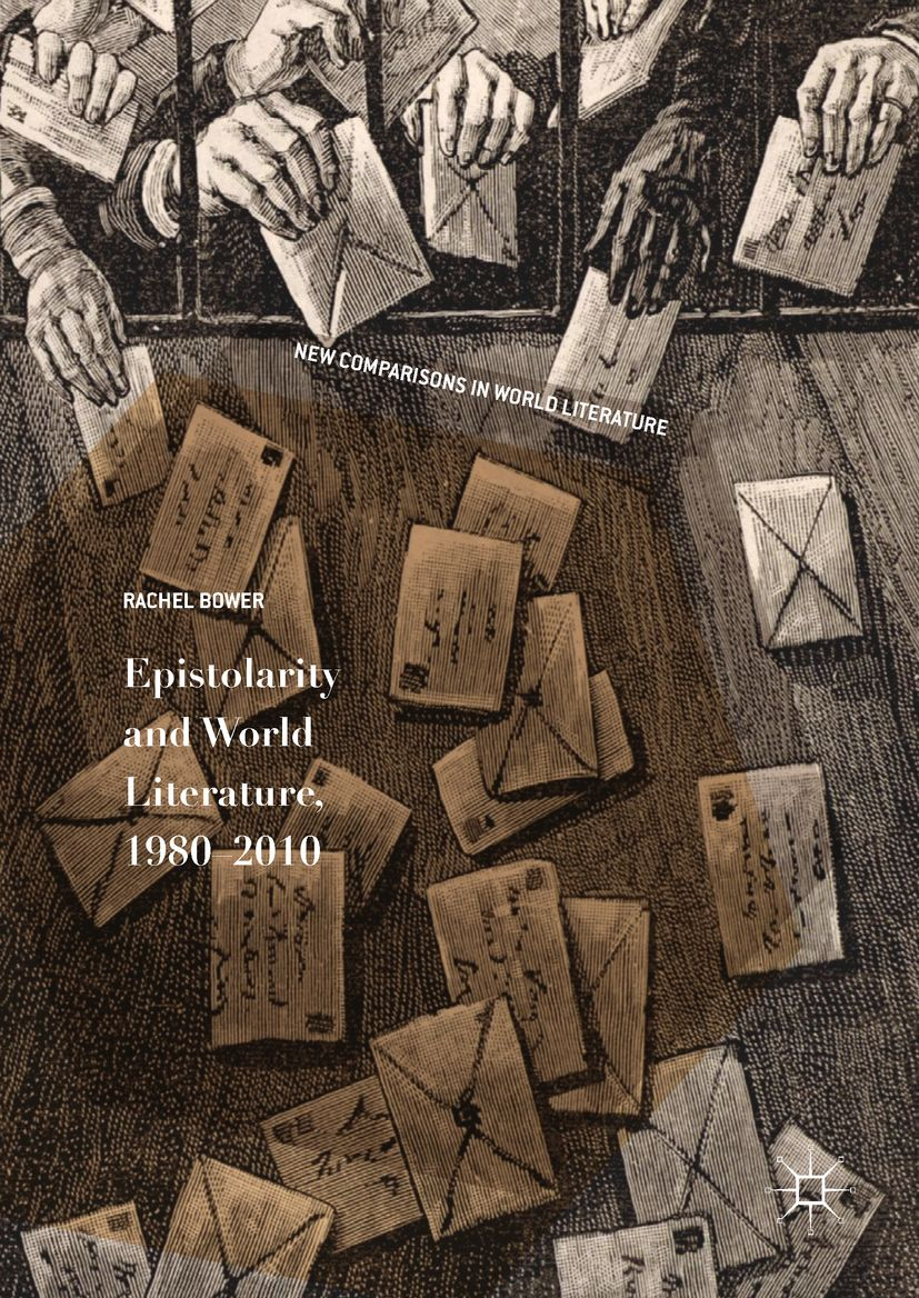 Book cover Epistolarity